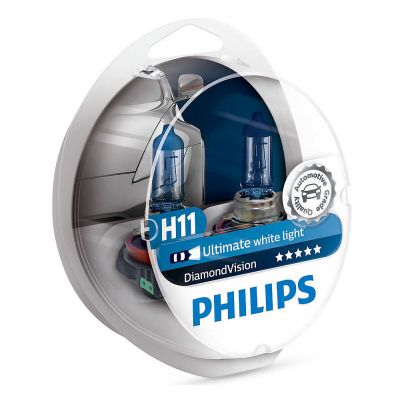 Автолампа Philips 12v H11 55W 12362 DV S2